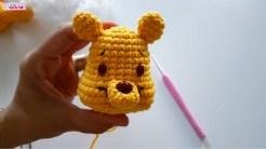 Amigurumi Winnie the Pooh (4)