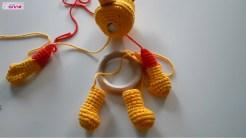 Amigurumi Winnie the Pooh (8)