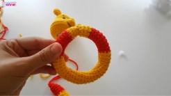 Amigurumi Winnie the Pooh (9)