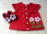 Kız Bebek Örgü Modelleri-28