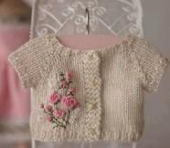 Kız Bebek Örgü Modelleri-5