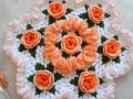 Portakal çiçeği lif örneği