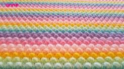 Bonibon bebek battaniyesi yapımı (9)