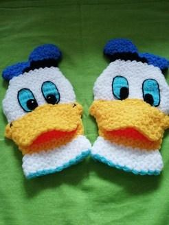 Donald duck (figürlü) lif örneği