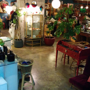 Local and imported design items at Mae Zae