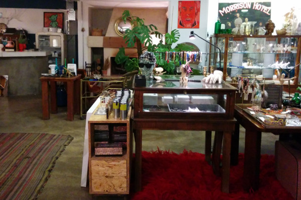 Lifestyle items sold at Mae Zae