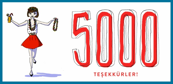 5000 thank you!