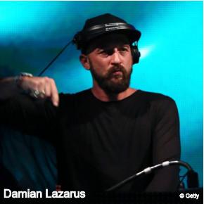 Damian Lazarus foto