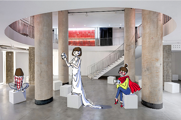 Moda Sahnesi Kadıköy'ün kültür-sanat alanı