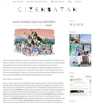 Canım Istanbul on cizenbayan's blog