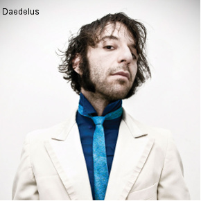 Daedelus promo photo