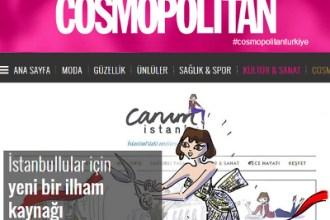 Canım Istanbul in cosmopolitanturkiye.com