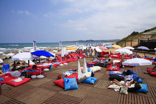 Burç Beach foto