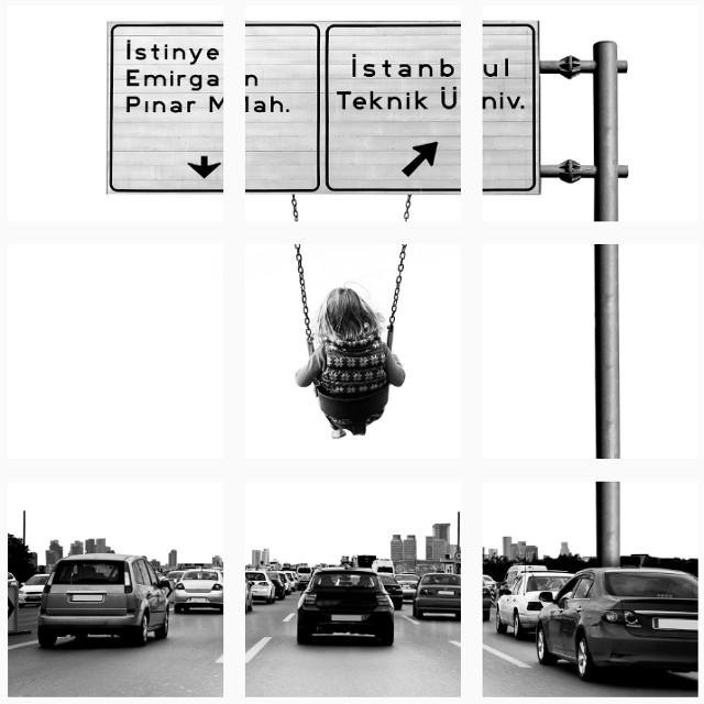Collage from @emreonacak instagram account