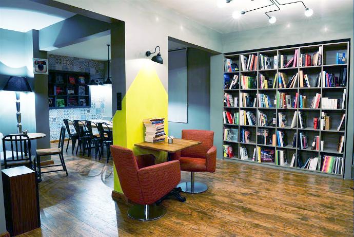 Tasarım Bookshop & Cafe foto