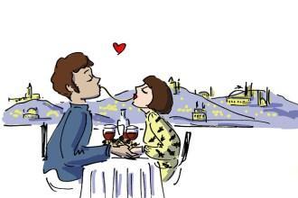 Istanbul's Top Romantic Restaurants