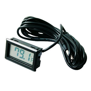 digital temperature meter with remote temp sensor