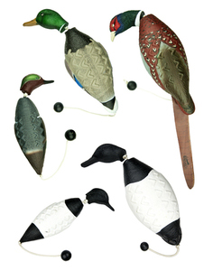 fake birds