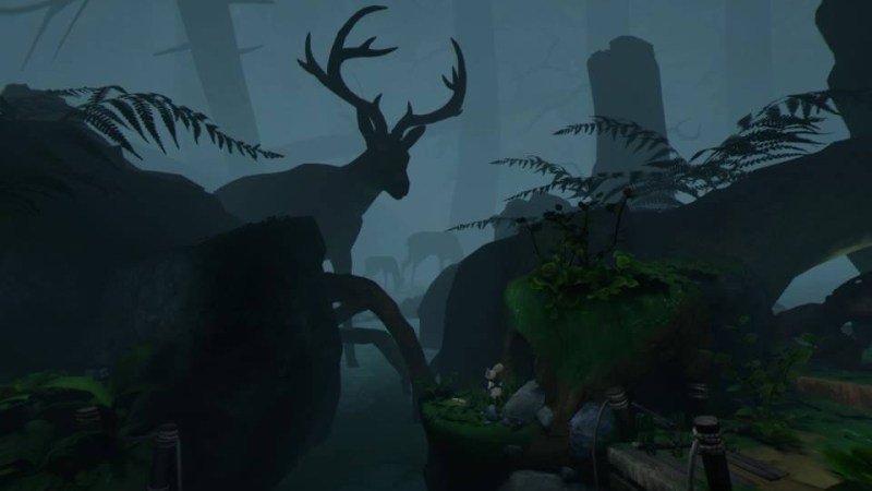 Deaf Game Review – Moss