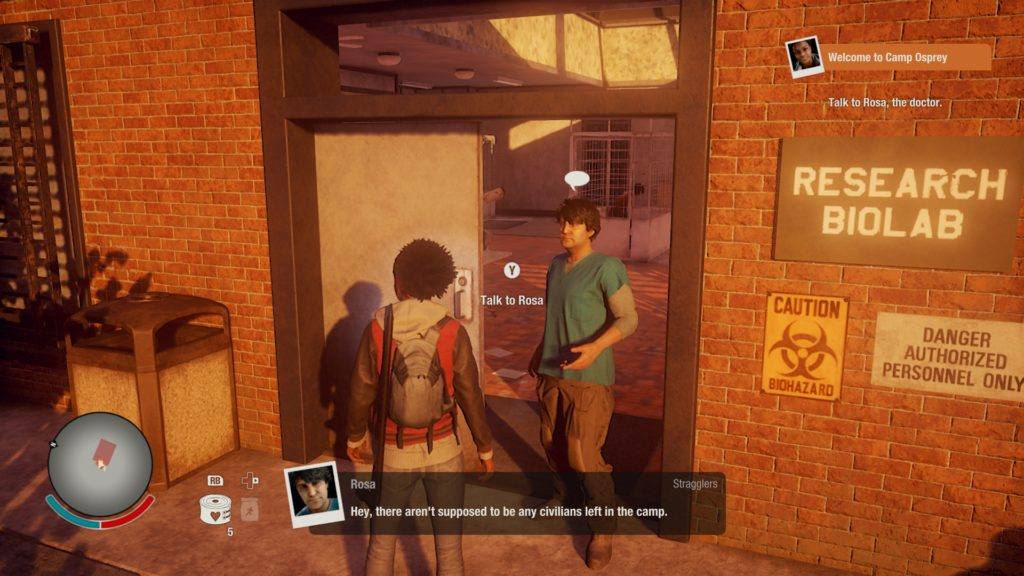 Deaf Game Review – State of Decay 2