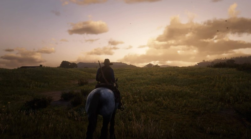 Deaf Game Review – Red Dead Redemption 2