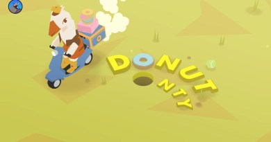 Deaf Game Review – Donut County