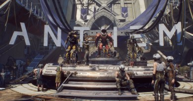 Mobility Game Review – Anthem