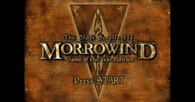Deaf Game Review – The Elder Scrolls III: Morrowind