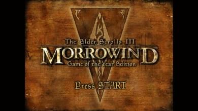 Deaf Game Review – The Elder Scrolls III: Morrowind