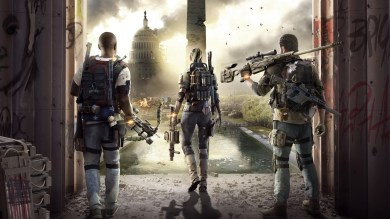 Deaf Game Review – The Division 2