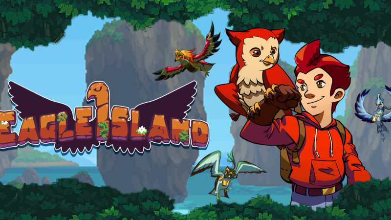 Mobility Game Review – Eagle Island