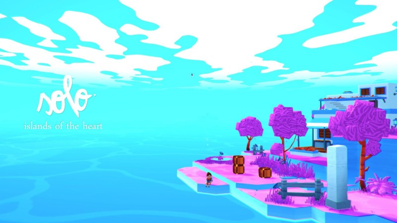 Deaf Game Review – Solo: Islands of the Heart