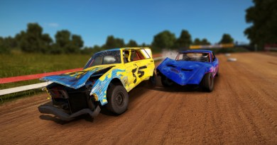 Deaf Game Review – Wreckfest