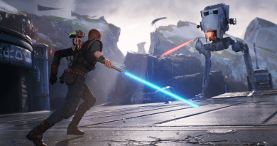 Deaf Game Review – Star Wars Jedi Fallen Order