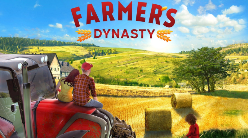 Farmer's Dynasty cover art.