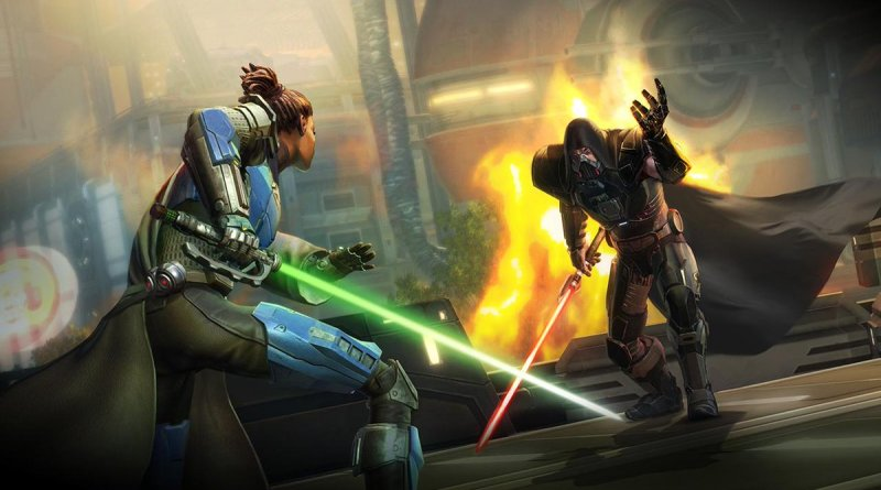 SWTOR cover art