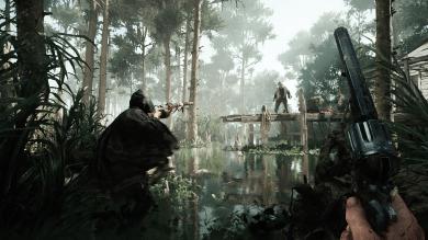 Deaf Game Review – Hunt: Showdown
