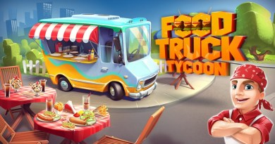 Visually Impaired Review – Food Truck Tycoon