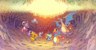 Mobility Review – Pokemon Mystery Dungeon: Rescue Team DX