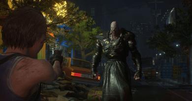 Deaf/HoH Game Review – Resident Evil 3 Remake Demo