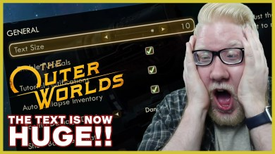 Blind Impressions with Steve Saylor – The Outer Worlds