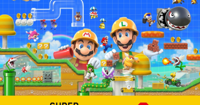 Visually Impaired Review – Super Mario Maker 2