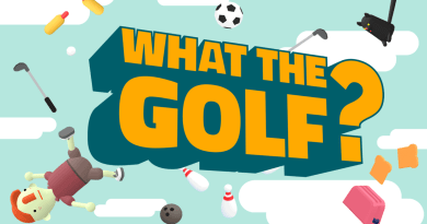 What The Golf – Visually Impaired Review