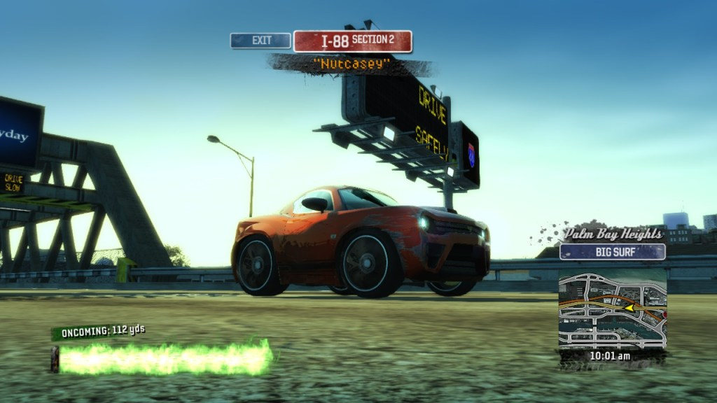 Burnout Paradise Remastered toy car