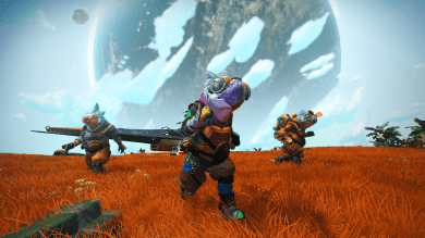 No Man's Sky Update Introduces Speech-to-Text Communications