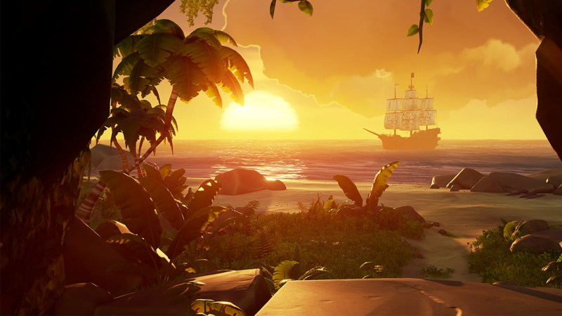 Sea of Thieves Update Tweaks Text Sizes and Narrates Toast Notifications