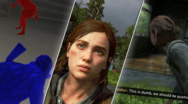 the last of us 2 accessibility consultants featured