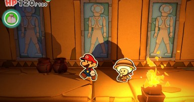Paper Mario: The Origami King Requires You to Unlock 3 Helpful Features