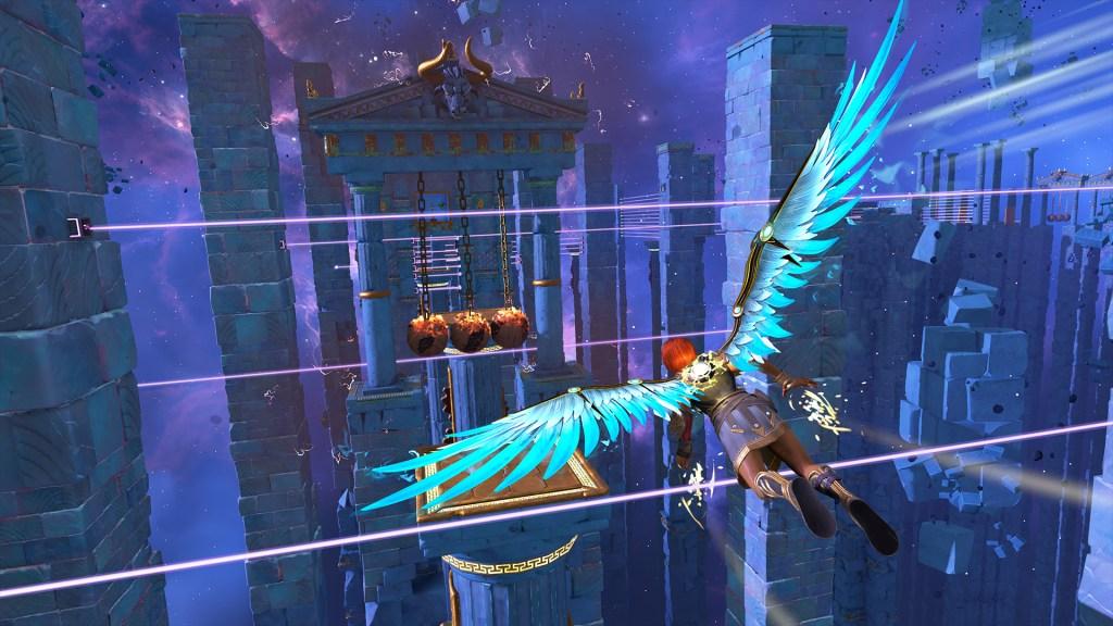 Immortals Fenyx Rising flying challenge