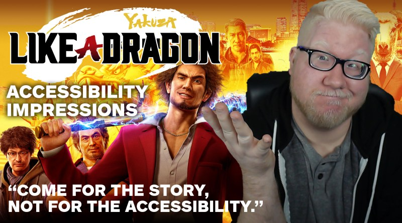 "Yakuza Like A Dragon Impressions — ""Come for the story, not for the accessibility."""